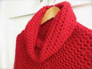 tutorial crochet poncho sewchet