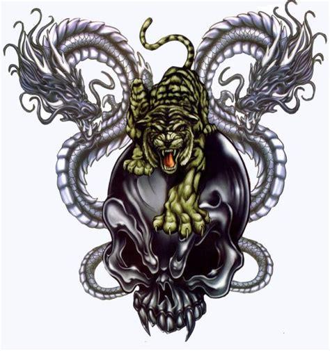 imagenes de leones y dragones dragones y tigres imagenes imagui