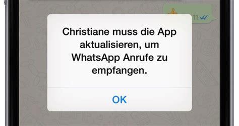 Whatsapp Telefonate Am Iphone Kostenlos Im Wlan Anrufen