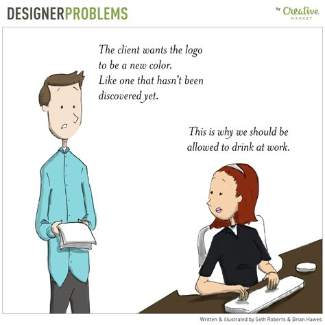 design woes awesome comics capture designer problems that are way too