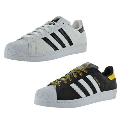 adidas originals superstar s fashion sneakers shoes snake ebay