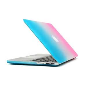 For Macbook Retina 133 Inch Blue 2014 rainbow retina 13 inch for macbook pro retina 13 3 quot matte shell cover aqua blue