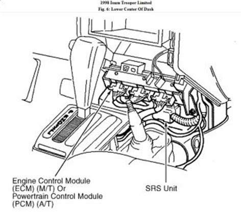 transmission control 1998 isuzu trooper spare parts catalogs 95 rodeo engine diagram get free image about wiring diagram