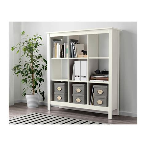 Ikea Tomnas tomn 196 s shelving unit white 116x127 cm ikea