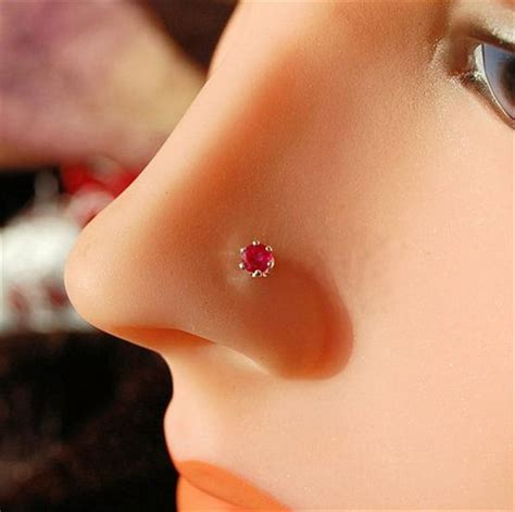 stylish cheap best nose rings studs piercing girlshue