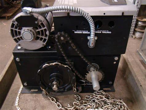 Chamberlain Liftmaster Elite Series Garage Door Opener Chamberlain Liftmaster Elite Series 1 2hp 115v Garage Door Opener 126 A6 48279 H
