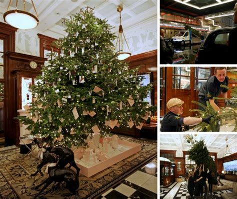 the savoy london at christmas review of the savoy london