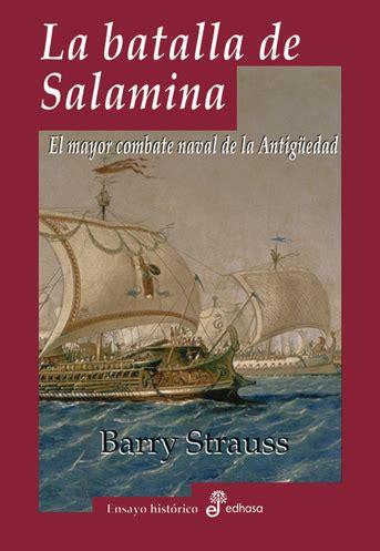 libro salamina rise of an empire tras las huellas de her 243 doto