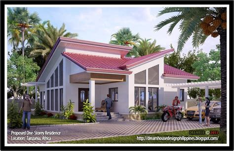 house design with rooftop philippines home design philippine dream house design october small bungalow house designs