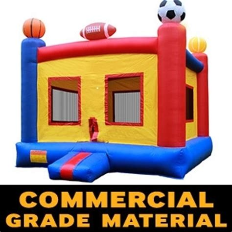 commercial grade bounce house commercial grade sports bounce bouncy house