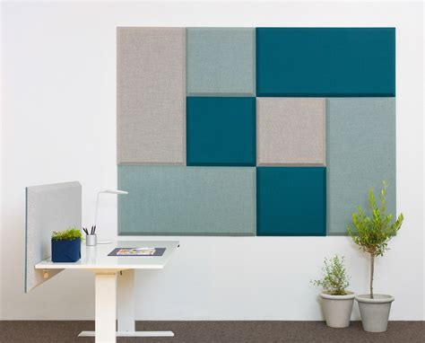 Domo Architecture Design Wall by Multifunctional Sound Absorbent Screen System For The