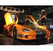SSC Ultimate Aero XTby American Cars Girls