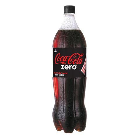 Coca Cola Zero 1 5l coca cola zero 1 5l centra