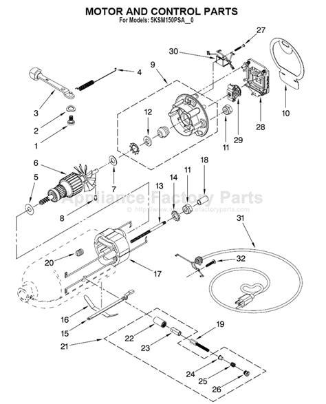 Kitchenaid: Kitchenaid Mixer Replacement Parts