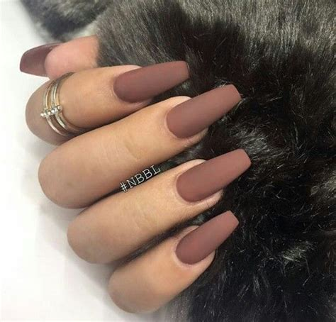 matte colored nails 60 simple acrylic coffin nails colors designs nails