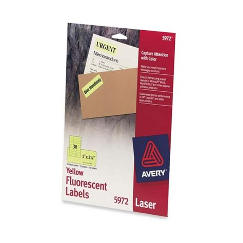 avery dennison label templates printer