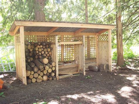 Wood Pallet Sheds by 25 Best Ideas About Wood Shed On Wood Store