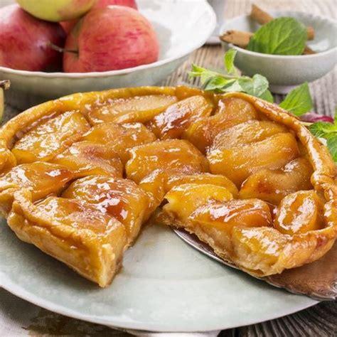 tarte tatin cuisine az recette tarte tatin aux pommes facile rapide