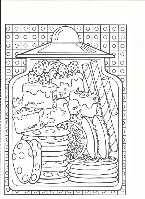 coloring pages for adults food 140 best coloring pages images on coloring