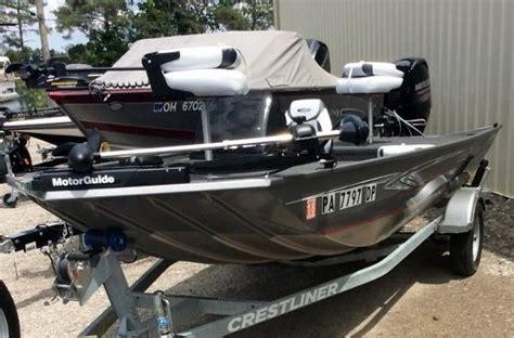 crestliner boats uk crestliner 16 storm boats for sale boats