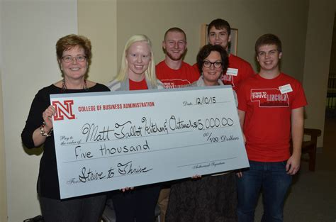 strive to thrive lincoln awards grants to three nonprofits