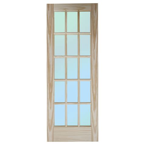 30 Quot X 80 Quot French Interior Door Slab Bargain Outlet Slab Exterior Door