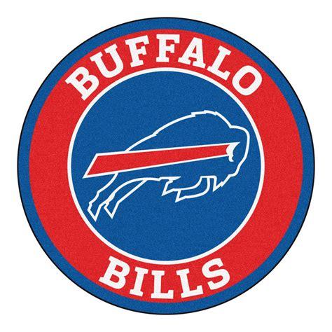 Rugs Buffalo Ny Buffalo Bills Logo Roundel Mat 27 Quot Round Area Rug