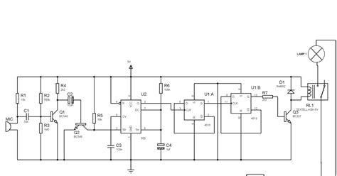 transistor q1 bc548 eletronica erlich clapper