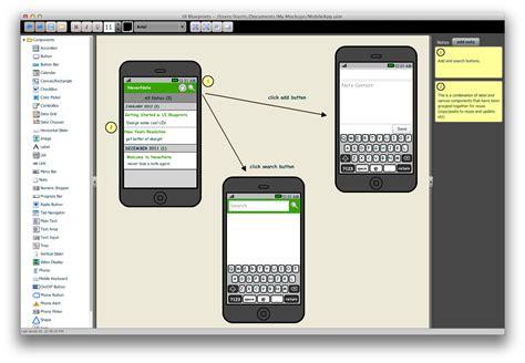 ui design mockup software simplifying software ui blueprints 1 0 is released