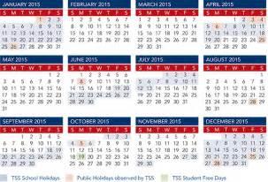 Calendar 2018 Australia Nsw Nsw School Holidays 2018