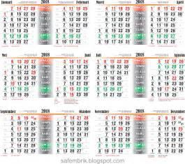 Kalender 2018 Coreldraw Gratis Free Template Kalender 2018 Lengkap