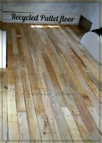 Recycled pallet floor recycle upcycle pallets 101 pinterest