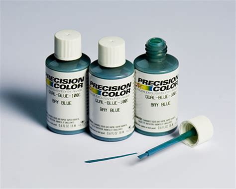 precision color paint product increditek