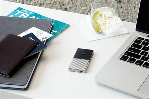 Ssd Wd My Passport 256gb External wd unveils its portable ssd with drive speeds computerworld
