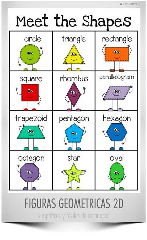 figuras geometricas en ingles figuras geometricas en ingles buscar con google cole