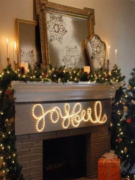 chestha com kamin idee weihnachtsdeko