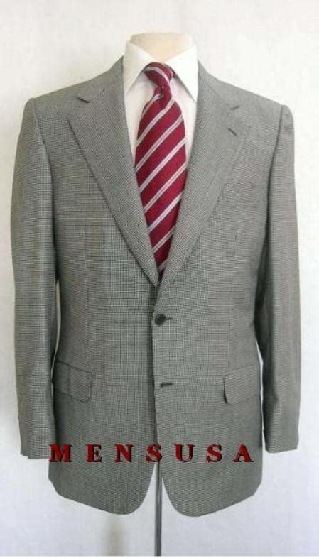 test pattern suit sku sgp509 checker houndstooth fabric checker pattern suit