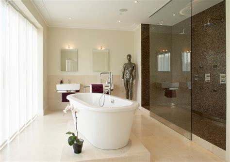 master ensuite master ensuite with 3 metre walk through shower
