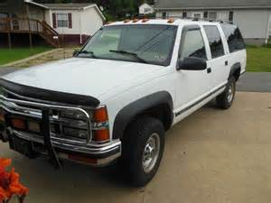 purchase used 1995 chevy suburban 2500 diesel only 55k