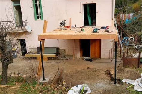 Terrasse Suspendue En Bois 3944 by Terrasse Suspendue En Bois B 233 Darieux Une R 233 Alisation