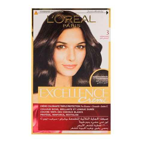 l oreal mousse hair color order l oreal excellence mousse hair color 3 at