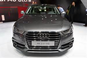 Audi A 6 2015 2015 Audi A6 2014 Photo Gallery Autoblog