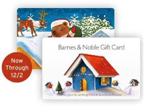 Barnes And Noble Gift Card Promotion - coupon stl barnes noble gift card promotion