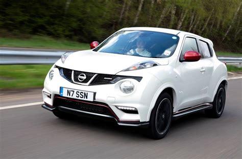 nissan juke nismo 2017 nissan juke nismo review 2017 autocar