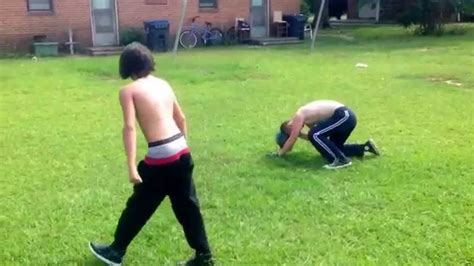 backyard wrestling youtube jester vs leprechaun ccw s wrestling backyard