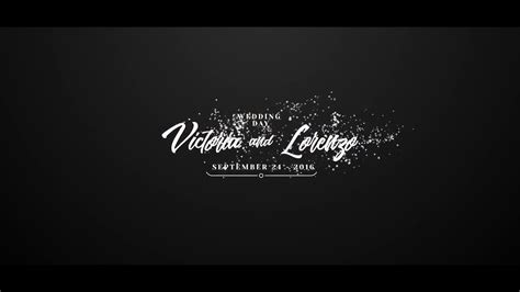 After Effects Title Templates by Free After Effects Templates Premium Wedding Titles