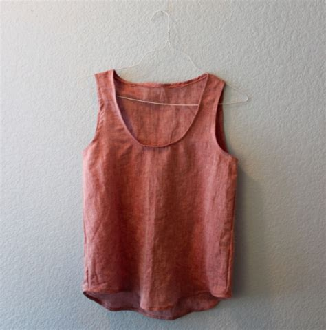 sewing pattern tank top how to sew a tank top learn it make it on craftsy