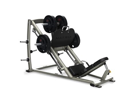 45 degree bench press equipment