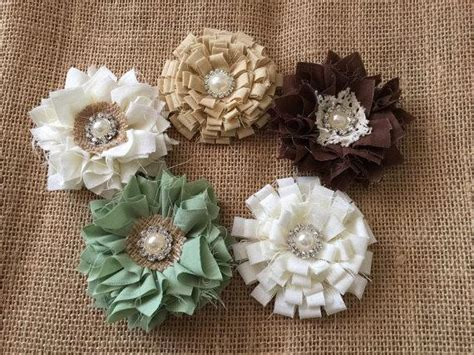 Handmade Flowers From Fabric - image gallery handmade fabric flowers