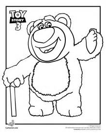 toy story 3 printable coloring pages coloring